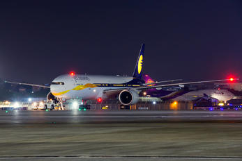 VT-JET - Jet Airways Boeing 777-300ER