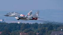 15 - Poland - Air Force Mikoyan-Gurevich MiG-29UB aircraft