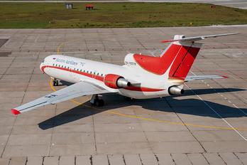 RA-42378 - Saratov Airlines Yakovlev Yak-42