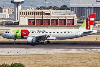 CS-TNW - TAP Portugal Airbus A320