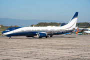 Private Boeing 737-900 BBJ3 visits Geneva title=