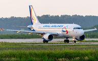 VP-BJV - Ural Airlines Airbus A319 aircraft