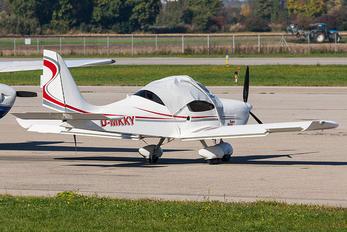 D-MKKY - Private Evektor-Aerotechnik EV-97 Eurostar SL