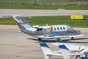 YU-BST - Private Cessna 525 CitationJet