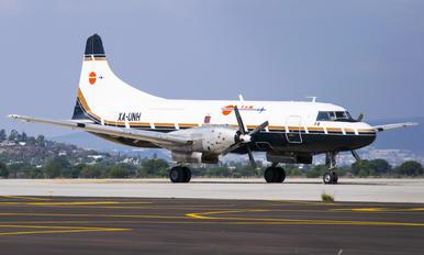 XA-UNH - Aeronaves TSM Convair CV-640