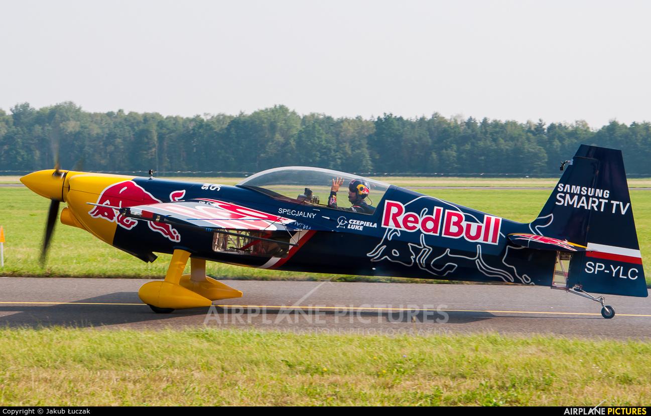 Private SP-YLC aircraft at Radom - Sadków