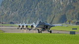 Switzerland - Air Force McDonnell Douglas F-18C Hornet J-5021 at Meiringen airport