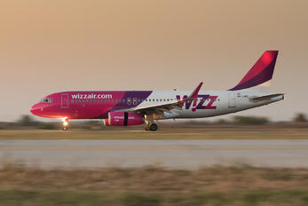 HA-LWU - Wizz Air Airbus A320