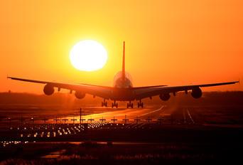 D-AIMF - Lufthansa Airbus A380