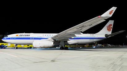 B-6115 - Air China Airbus A330-200