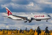 A7-BDC - Qatar Airways Boeing 787-8 Dreamliner aircraft