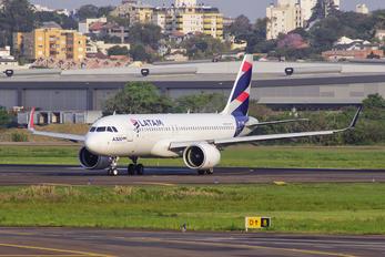PT-TMN - LATAM Airbus A320 NEO