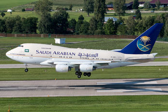 HZ-HM1C - Saudi Arabia - Government Boeing 747SP