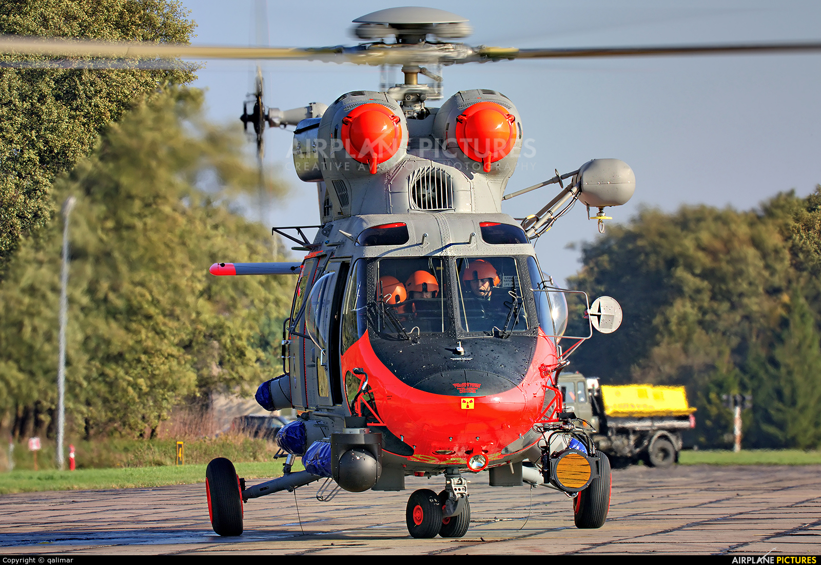 Poland - Navy 0505 aircraft at Darłowo