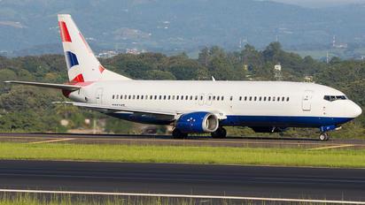 N853AT - Automatic LLC Boeing 737-400