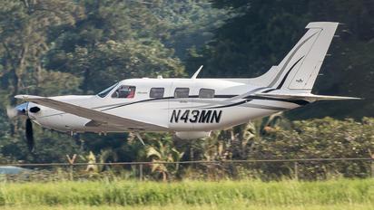 N43MN - Private Piper PA-46 Malibu Meridian / Jetprop DLX
