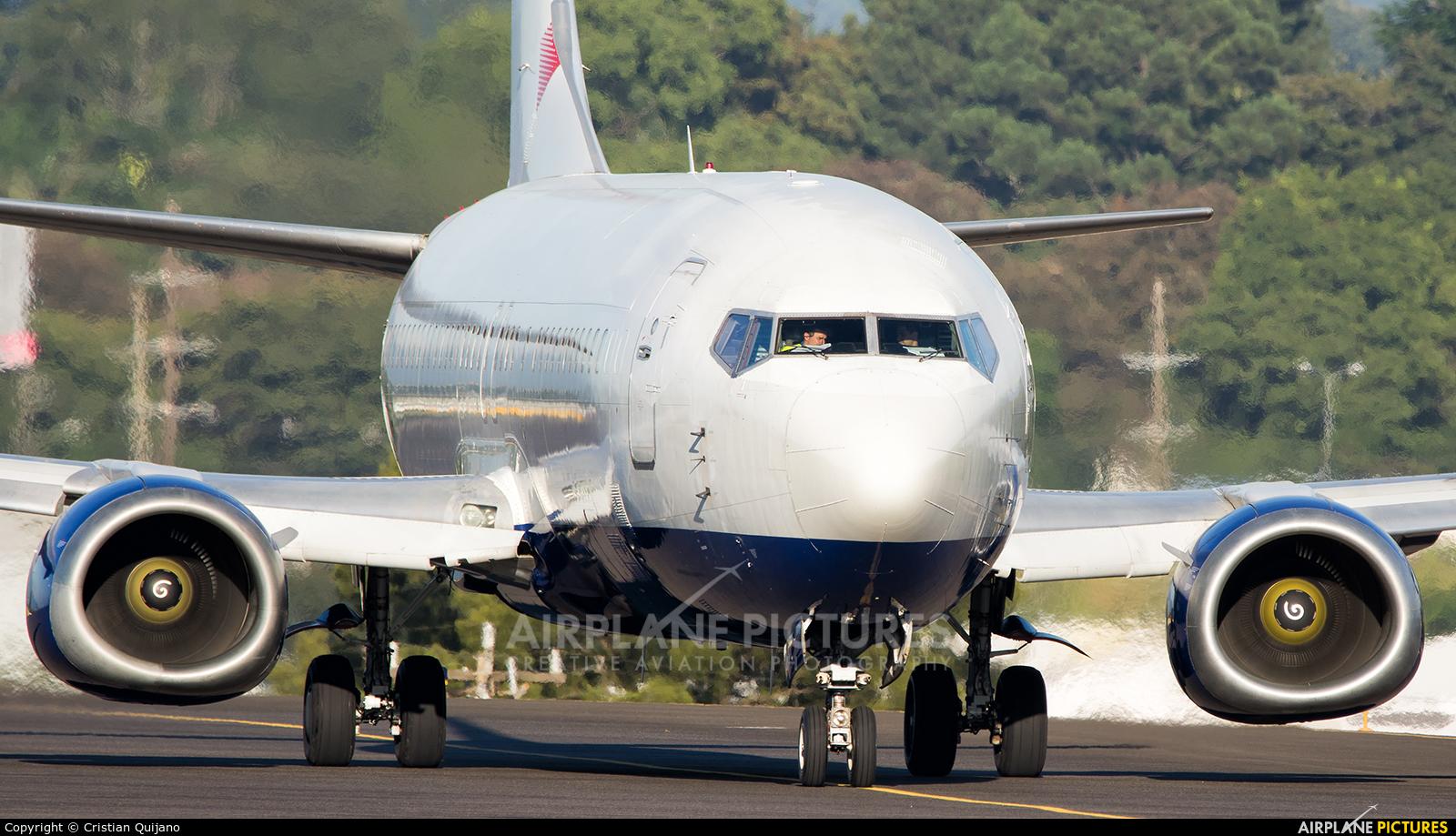 Automatic LLC N853AT aircraft at San Jose - Juan Santamaría Intl