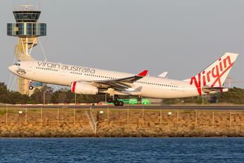 VH-XFE - Virgin Australia Airbus A330-200