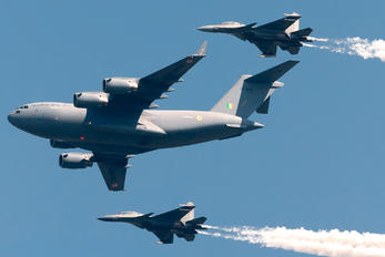 CB8010 - India - Air Force Boeing C-17A Globemaster III