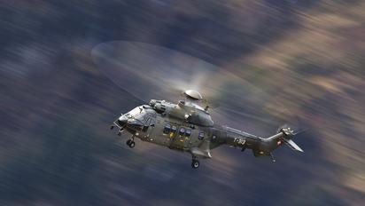 T-313 - Switzerland - Air Force Eurocopter AS332 Super Puma