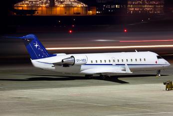 OY-VEG - Private Canadair CL-600 CRJ-850