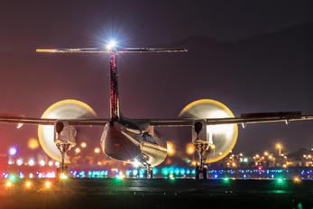 - - ANA Wings de Havilland Canada DHC-8-400Q / Bombardier Q400