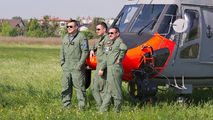 - Poland - Navy - Airport Overview - Military Personnel aircraft