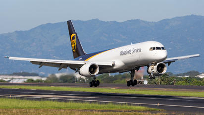 N470UP - UPS - United Parcel Service Boeing 757-200F