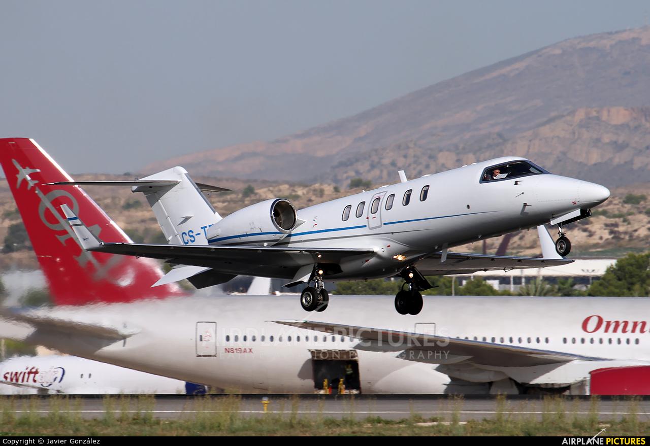 Omni Aviaçao e Tecnologia CS-TFO aircraft at Alicante - El Altet