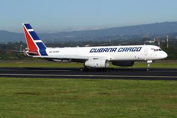 CU-C1703 - Cubana Tupolev Tu-204C
