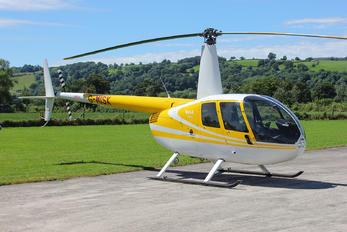 G-MISK - Private Robinson R44 Astro / Raven