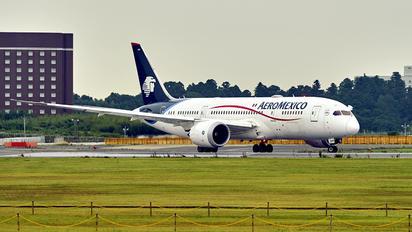 N966AM - Aeromexico Boeing 787-8 Dreamliner