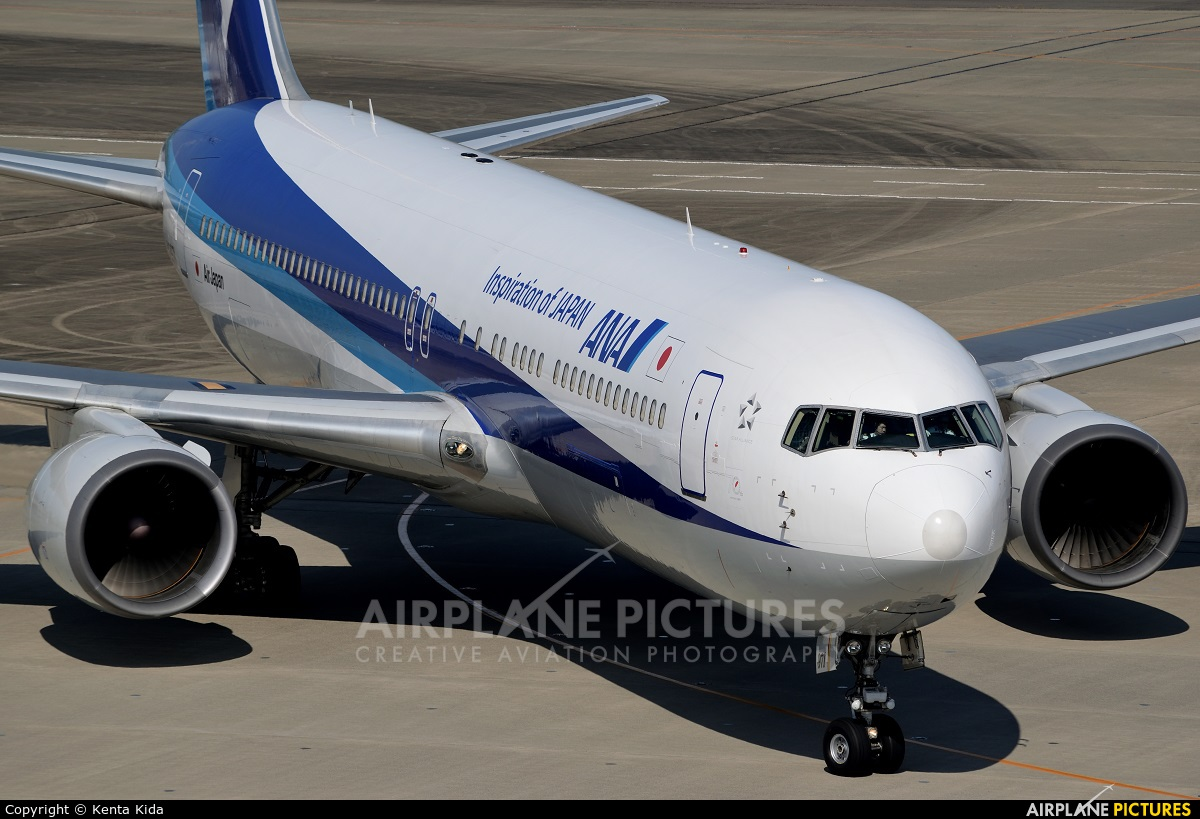 ANA - All Nippon Airways JA8971 aircraft at Tokyo - Haneda Intl