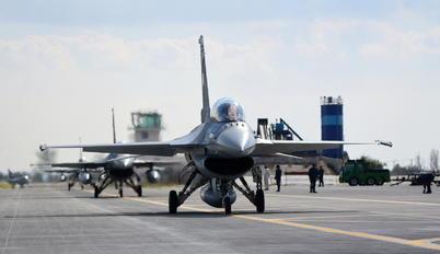 1612 - Romania - Air Force Lockheed Martin F-16AM Fighting Falcon