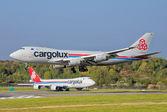 #2 Cargolux Boeing 747-400F, ERF LX-UCV taken by Philippe Ardin