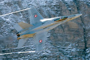 J-5014 - Switzerland - Air Force Boeing F/A-18E Super Hornet aircraft
