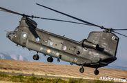 ET417 - Spain - FAMET Boeing CH-47D Chinook aircraft
