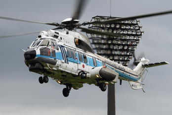 JA691A - Japan - Coast Guard Airbus Helicopters H215