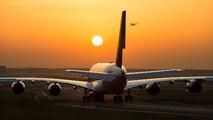 D-AIMG - Lufthansa Airbus A380 aircraft