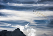 - - Switzerland - Air Force:  Patrouille de Suisse Northrop F-5E Tiger II aircraft