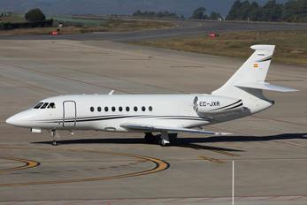 EC-JXR - Gestair Dassault Falcon 2000 DX, EX