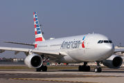 N287AY - American Airlines Airbus A330-200 aircraft