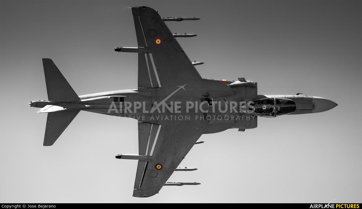 Spain - Navy VA.1B-37 aircraft at Off Airport - Spain