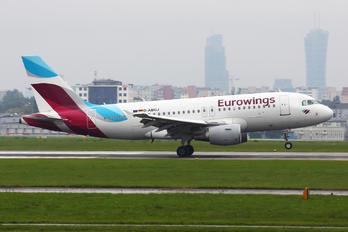 D-ABGJ - Eurowings Airbus A319