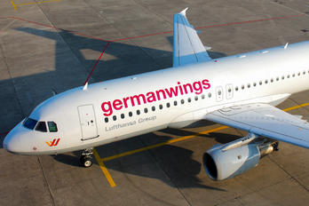 D-AIQC - Germanwings Airbus A320