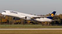D-AIXC - Lufthansa Airbus A350-900 aircraft
