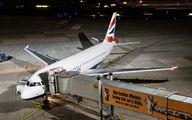 G-EUOG - British Airways Airbus A319 aircraft