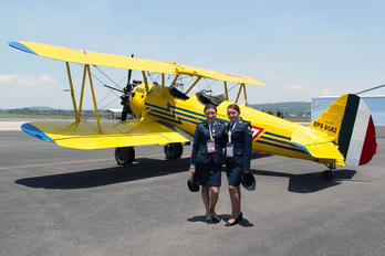EPS6082 - Mexico - Air Force Boeing PT-17 Kaydet