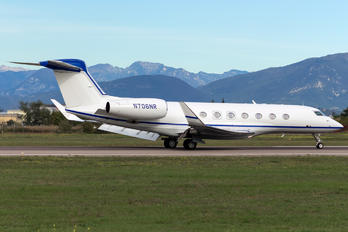 N706NR - Private Gulfstream Aerospace G650, G650ER
