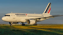 F-GRHR - Air France Airbus A319 aircraft